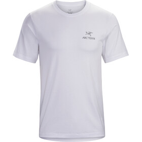 Arc'teryx Emblem SS T-Shirt Men White